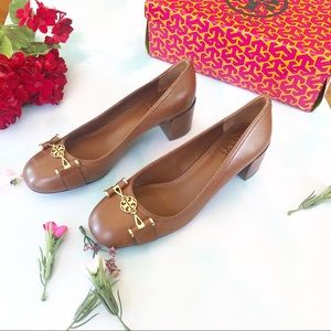 Tory Burch Daria Low Heel Pump